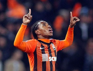 willian Shakhtar x  Zenit (Foto: Reuters)