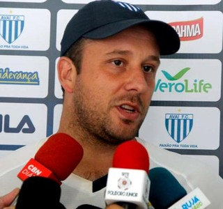 Raul Cabral Avaí (Foto: André Palma Ribeiro/Avaí FC)