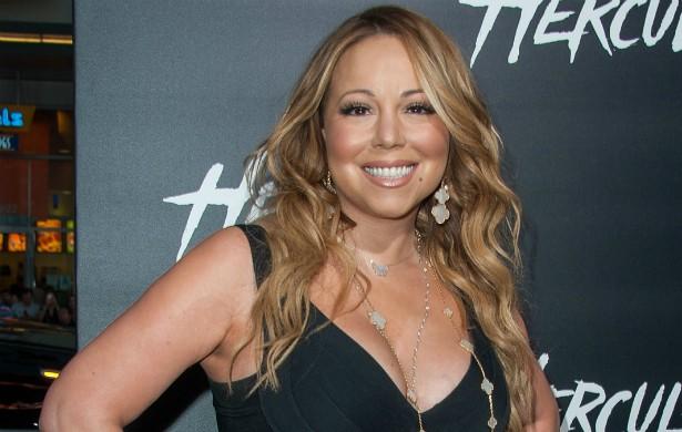 Mariah Carey inventou uma dieta para chamar de sua: consiste em sopas e peixes preparados sem açúcar, sem sal e sem temperos. (Foto: Getty Images)