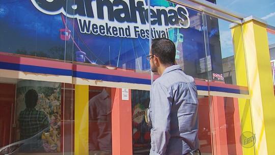 Organização de festival de música anuncia adiamento em Alfenas, MG