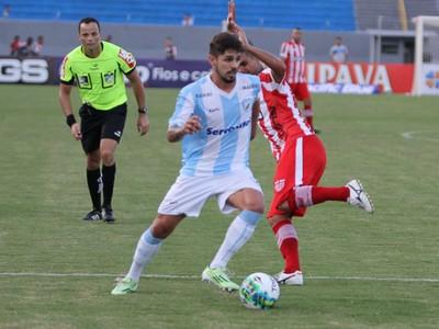 Rafael Gava Londrina (Foto: Wellington Ferrugem/Londrina Esporte Clube)