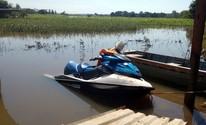 Piloto de moto aquática disse que colete saiu da jovem, conta delegado (André Bordim/TV TEM)