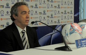 FPF convoca clubes para discutir o regulamento do Pernambucano 2017