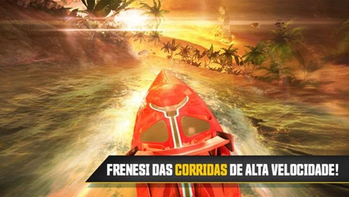 Belas garotas e ilhas paradisíacas esperam você em Driver Speedboat Paradise (Foto: Divulgação)