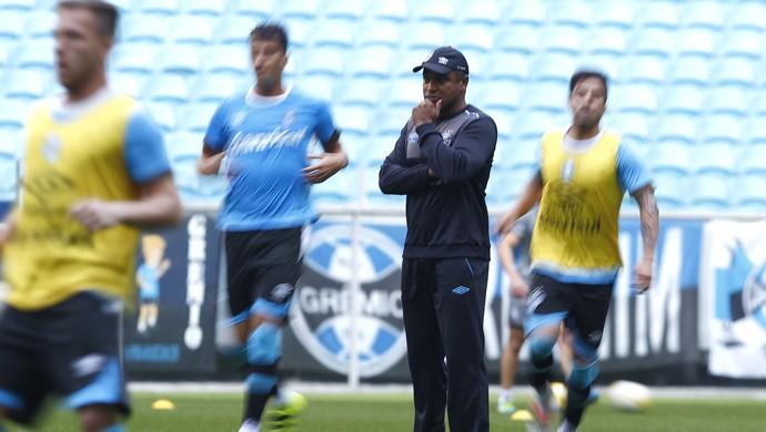 Roger Machado Grêmio (Foto: Lucas Uebel/Grêmio)