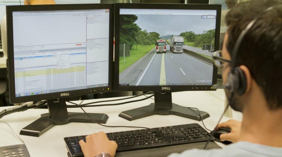 3S Tecnologia atua há 12 anos em gestão e monitoramento de frotas de veículos (Foto: Bruno Passo)