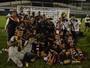 Santa Cruz vence Central nos pênaltis e é campeão da Copa Caruaru sub-18