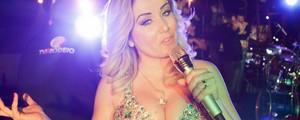 Cantora Tuta Guedes aposta no 'popnejo' para estourar no país (Thacio Sergio/Divulgação)