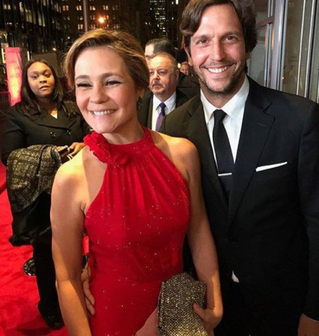 Adriana Esteves e Vladimir Brichta (Foto: Reprodução/Instagram)