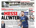 Presidente de patrocinador do Inter de Milão diz sonhar com Messi na equipe