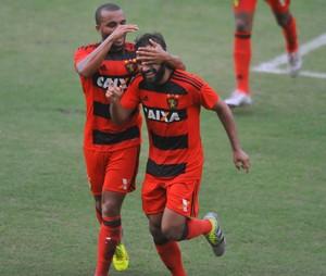 Sport x Fluminense Série A (Foto: Aldo Carneiro / Pernambuco Press)
