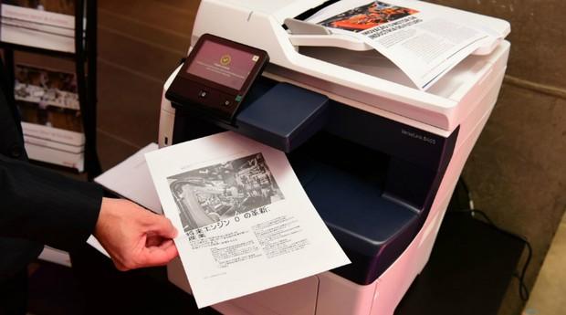 VersaLink é a linha da Xerox para pequenas e médias empresas (Foto: Divulgação)