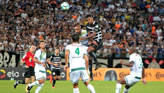 Corinthians Luverdense (Foto: Chico Ferreira/Futura Press)
