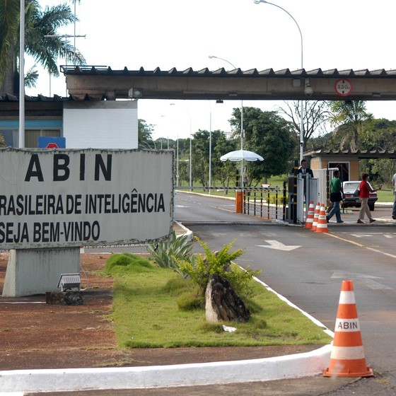 Sede da Abin (Foto: Marcelo Ferreira/CB/D.A Press)