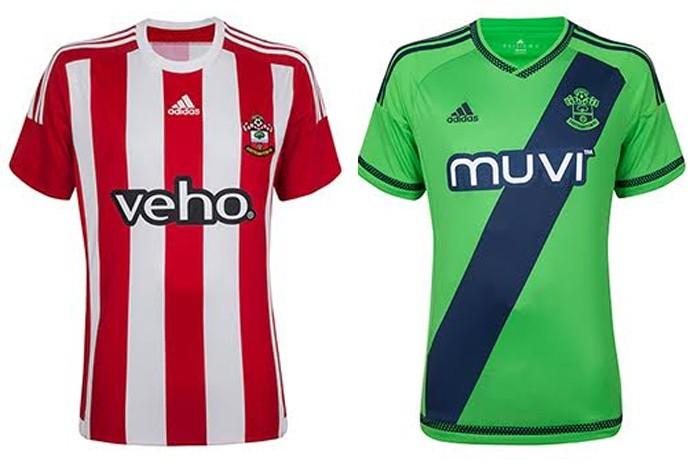 Camisas Southampton