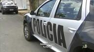 Carro caracterizado como o da Polícia do Ceará é apreendido