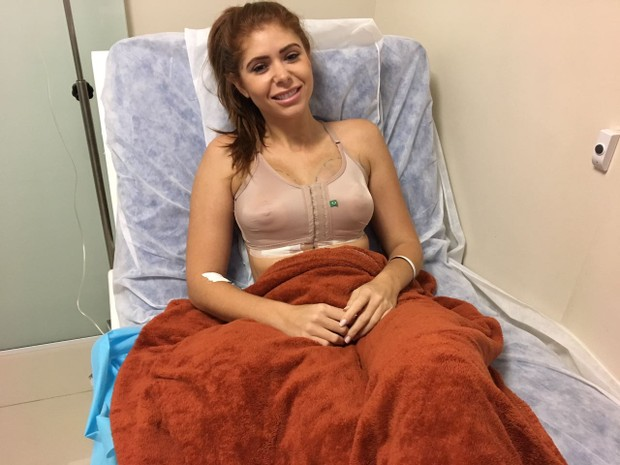 Amanda Gontijo (Foto:  CG1 Comunicação-Divulgação)
