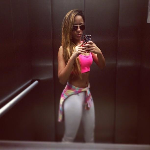 Rafaella Santos, irmã do Neymar (Foto: Reprodução/Instagram)
