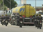 Falta de combustível atinge postos por todo o país