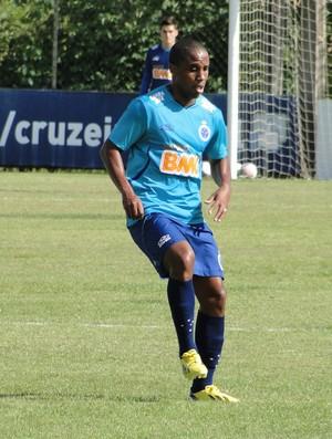 Borges treino Cruzeiro (Foto: Marco Antônio Astoni)