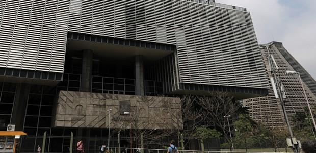 Sede da Petrobras no Rio de Janeiro (Foto: Fábio Motta/Estadão Conteúdo)