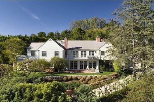A nova casa de Evan Spiegel e Miranda Kerr (Foto: Reprodução)
