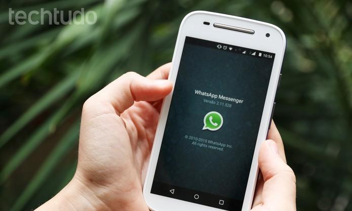 whatsapp-bloqueia-celular-roubo (Foto: Desativando a conta do WhatsApp remotamente em caso de roubo ou perda (Foto: Lucas Mendes/TechTudo))