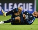 Lateral brasileiro Danilo, do Real Madrid, realizará cirurgia no joelho