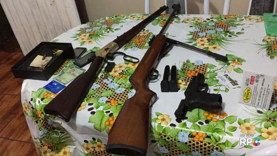 Grupo suspeito de praticar roubos no oeste do Paraná é alvo de operação da Polícia Federal