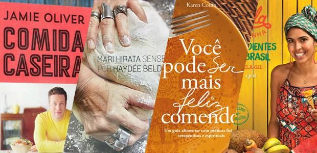 10 livros para quem ama cozinhar (Foto: Divulgação)