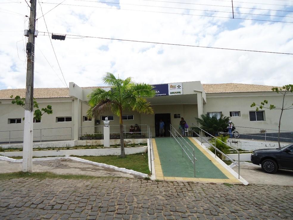 Feridos foram atendidos no Hospital Maternidade Maria Vicência de Souza, de onde foram transferidos para Natal (Foto: SMS/São José do Campestre)