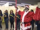 Campanha para adoção de 'cartinha a Papai Noel' na BA é lançada