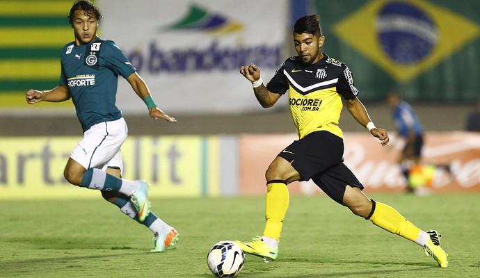 Gabriel Gabigol Santos (Foto: Ricardo Saibun/Divulgação Santos FC)