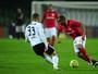 Inter cobra árbitro, valoriza ponto fora, mas admite tristeza por ceder empate