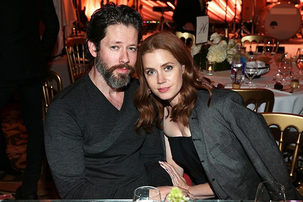 Darren Le Galo e Amy Adams (Foto: Getty Images)
