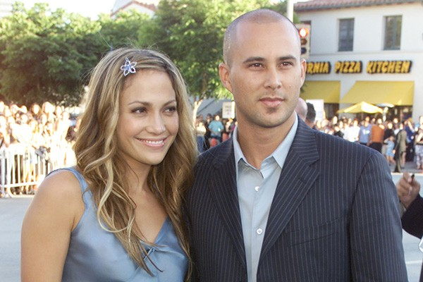 Jennifer Lopez e Chris Judd (Foto: Getty Images)