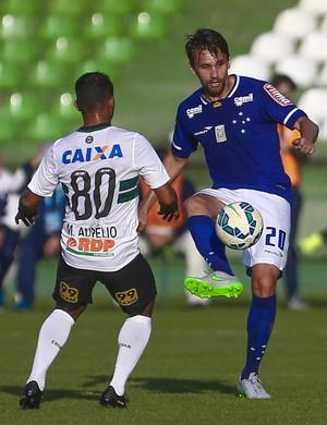 Paulo André Cruzeiro (Foto: Geraldo Bubniak/Light Press)