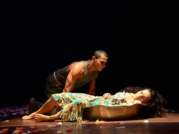 Fando y Lis é um dos espetáculos do projeto (Foto: Ingrid Anne)