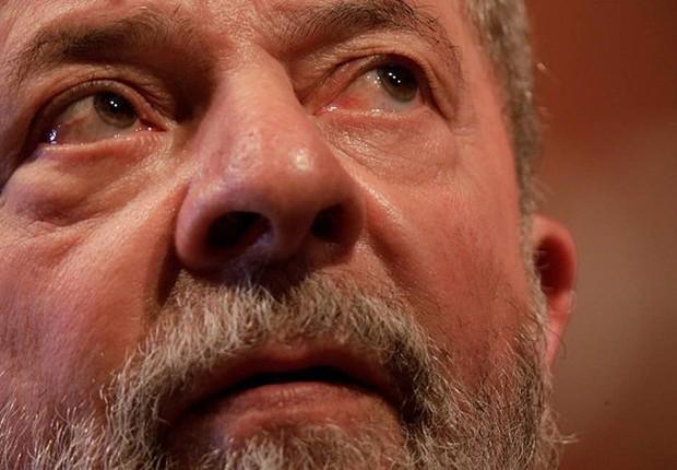 O ex-presidente Luiz Inácio Lula da Silva (Foto: Ueslei Marcelino/Reuters)