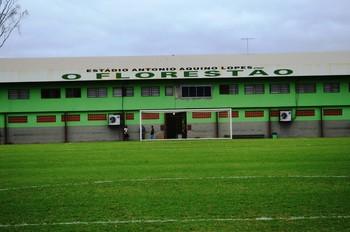 Estádio Florestão, em Rio Branco (AC) (Foto: Duaine Rodrigues)