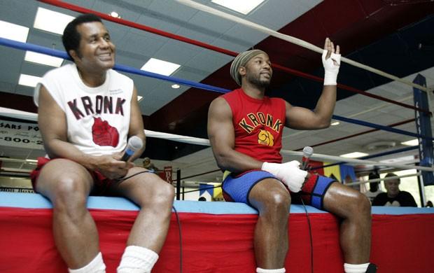 Emanuel Steward lennox lewis boxe (Foto: Getty Images)