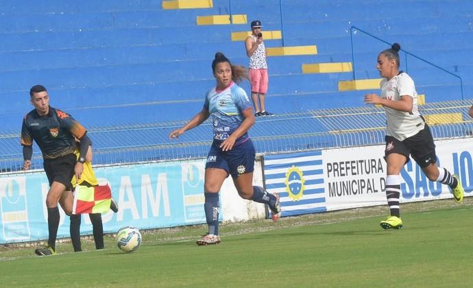 São José x Corinthians amistoso feminino (Foto: Tião Martins/ TM Fotos)