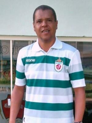 Luiz Henrique continua no comando do Real Noroeste (Foto: Reprodução/Arquivo pessoal)