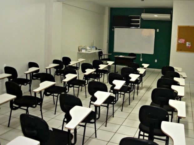 Escritório em Cruzeiro do Sul tem capacidade para 40 pessoas (Foto: Adelcimar Carvalho/G1)