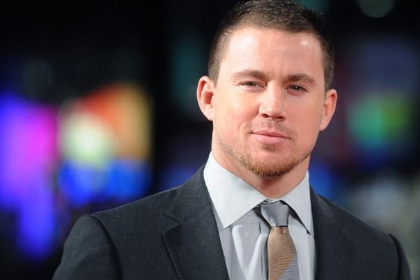 Channing Tatum vivendo uma sereia? Gente... (Foto: Getty Images)