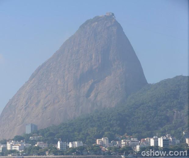 Aterro do Flamengo (Foto: Raphael Dias / TV Globo)