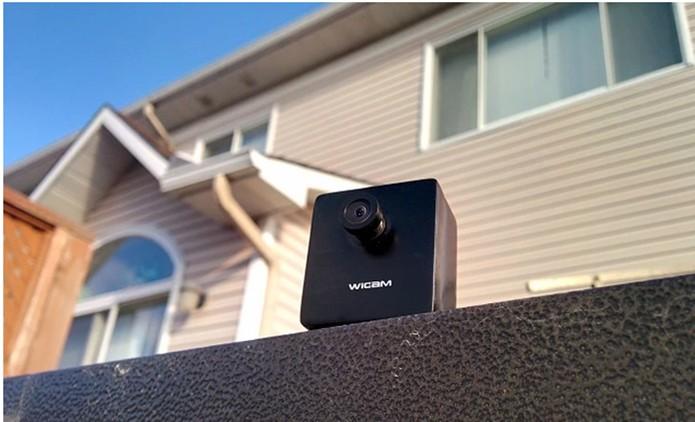 WiCAM vem com Wi-Fi e Bluetooth (Foto: Divulgação/Kickstarter)
