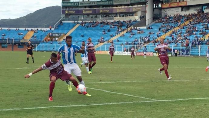Avaí x Atlético-IB (Foto: Jamira Furlani/Avaí FC)