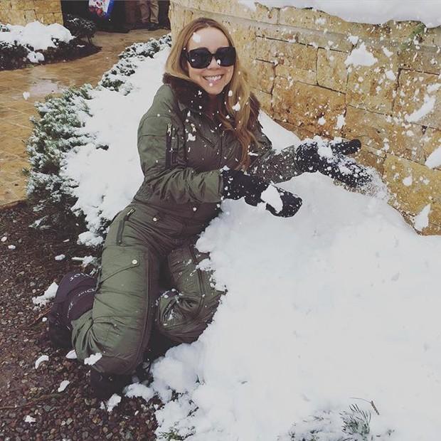 Mariah Carey (Foto: Instagram / Reprodução)