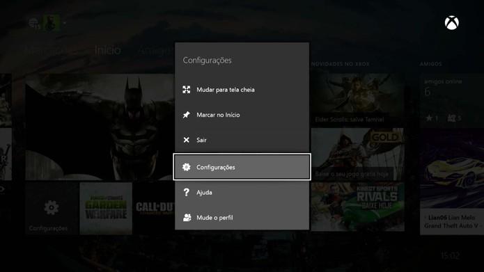 Xbox One: veja como jogar offline no console (Foto: Reprodução/Murilo Molina)